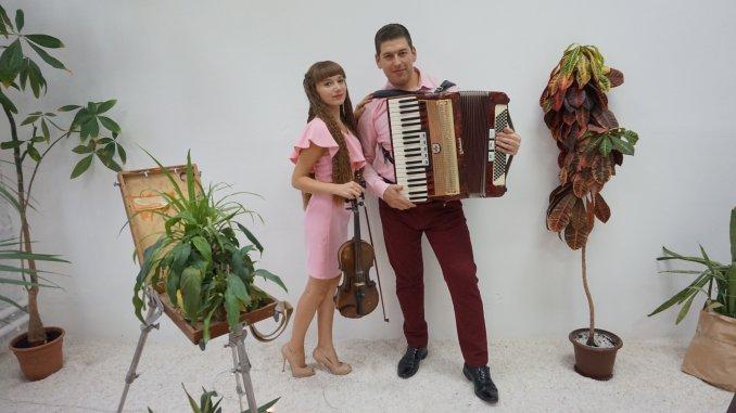 Музыканты на праздник Дуэт TWIX