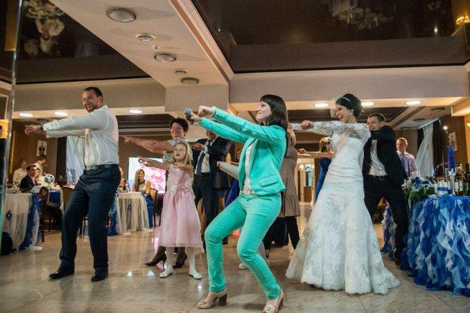 Хайп даже на свадьбах