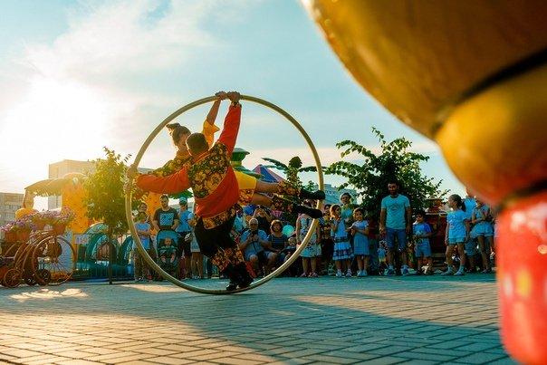 12 июня колесо Сира Воронеж