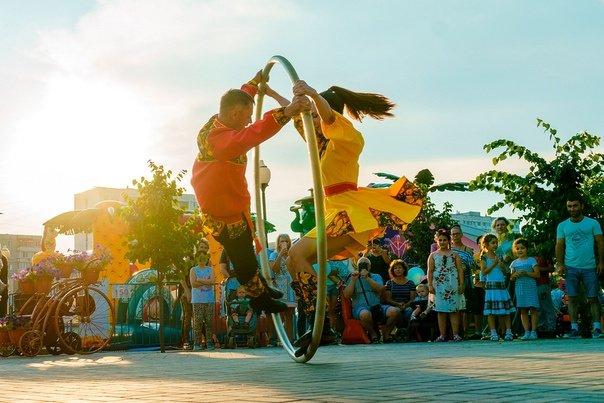 12 июня парк Чайленд Воронеж