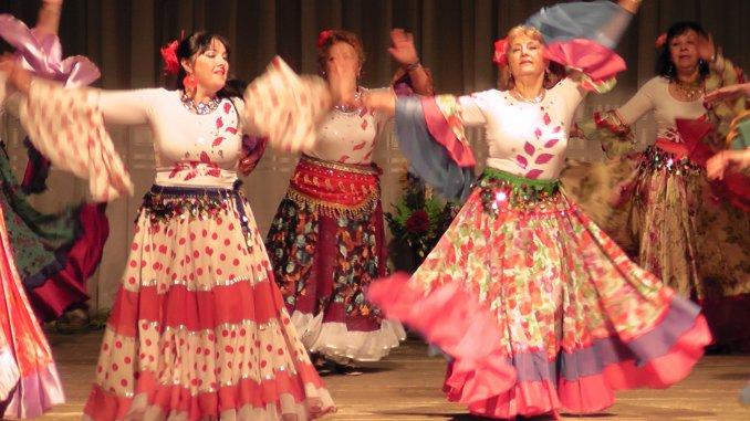 Театр стилизованных танцев ТАВИНИ