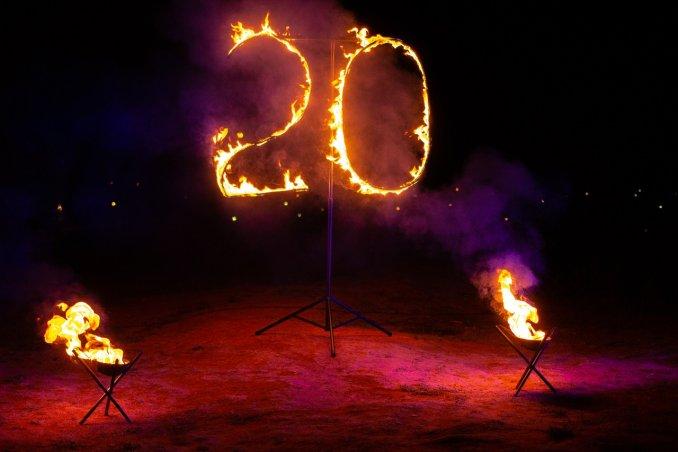Огненные инсталляции | Огненное сердце | Огненное шоу | Фаер шоу | Тамбов | Воронеж | Липецк