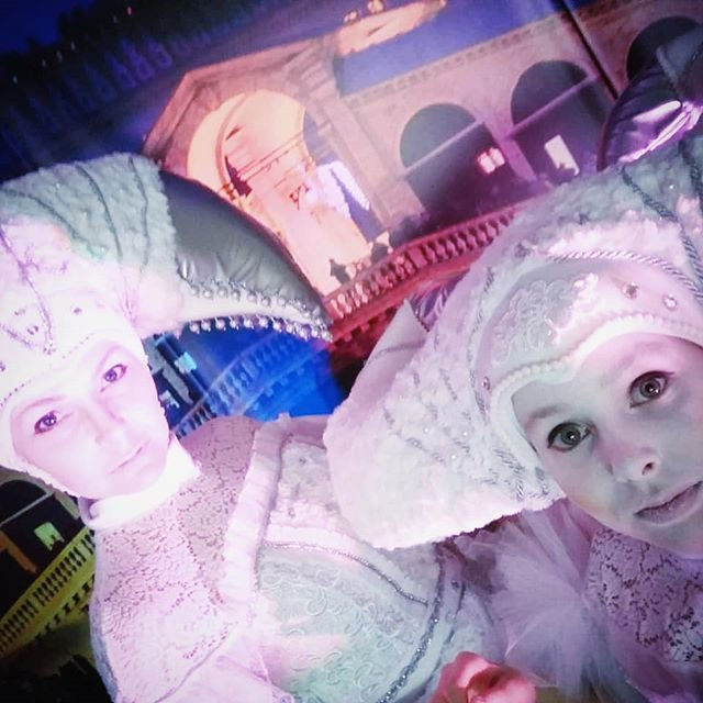 Ночь после Венецианского карнавала