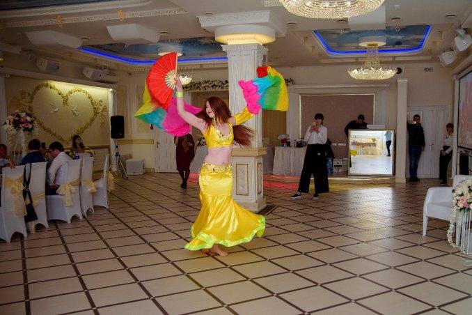Танец с вейлами