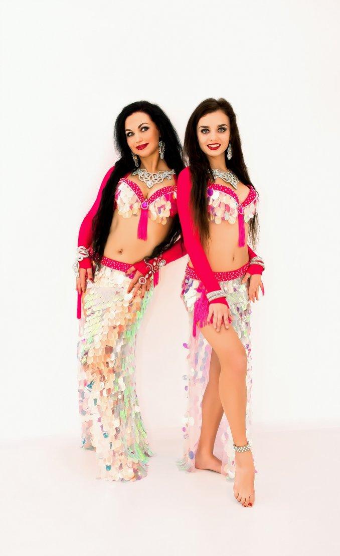 Восточные танцы, светодиодное шоу, латина.
