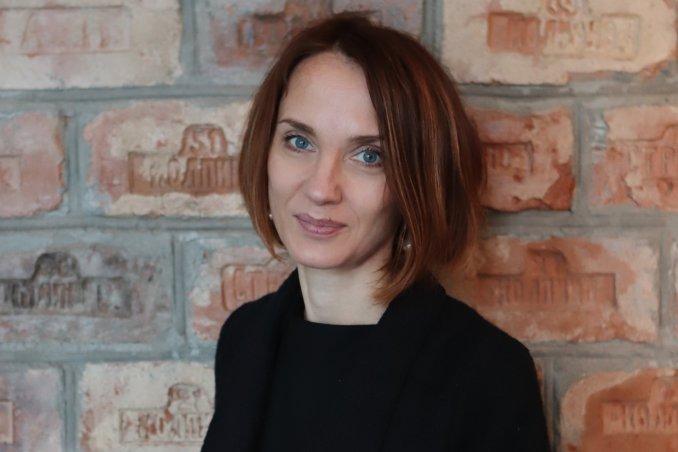 Анна Коршук (крупный план)