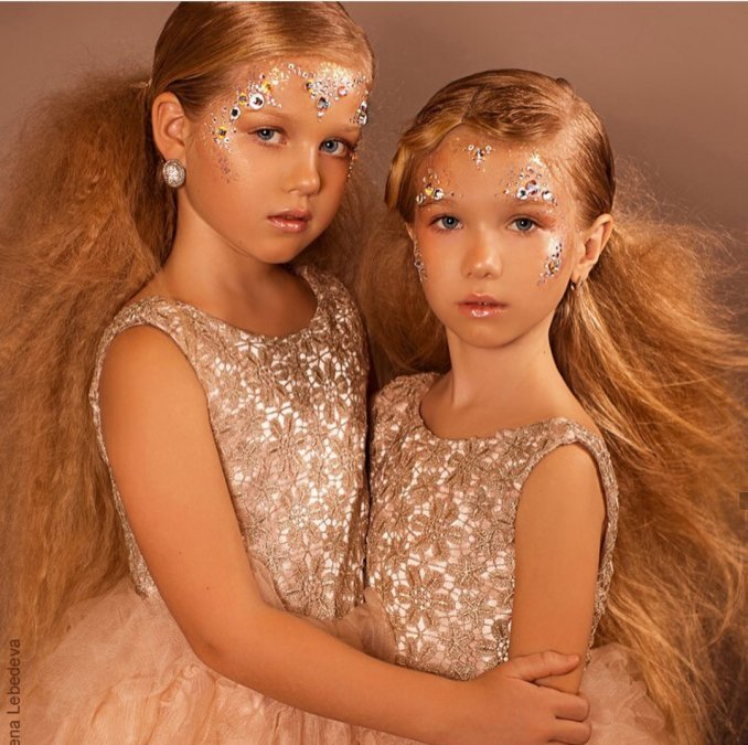 Фестивальный макияж