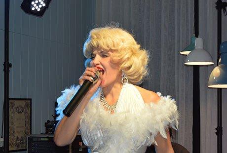 Двойник Монро Marilyn Monroe
