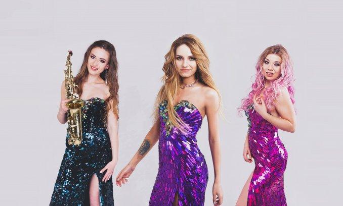 «BANG» girls party band
