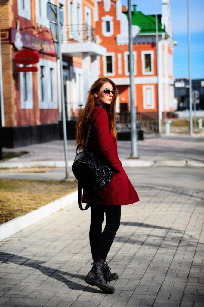 Фотосессии на улице
