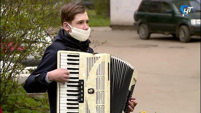 Музыкант Александр Утышев