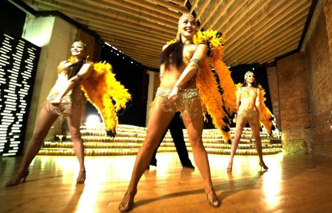 Шоу-Балет «LIKASTA», Москва