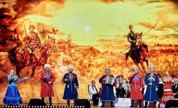 Московский ансамбль вольница