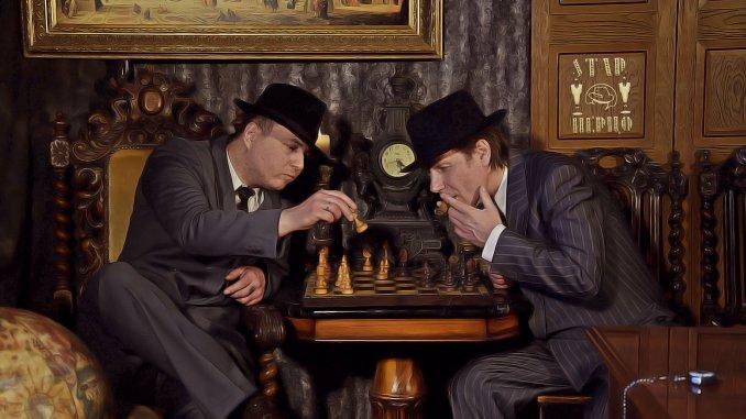 Старперцо - Шахматный турнир (Москва - Васюки)