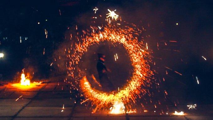 фейерверк FireDAy
