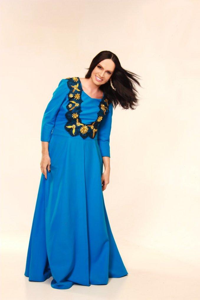 Новые наряды вслед за Софией