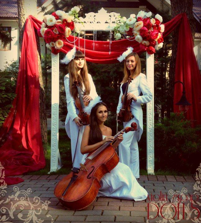 Струнное трио Violin Group DOLLS