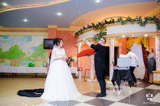 Свадьба в Москве