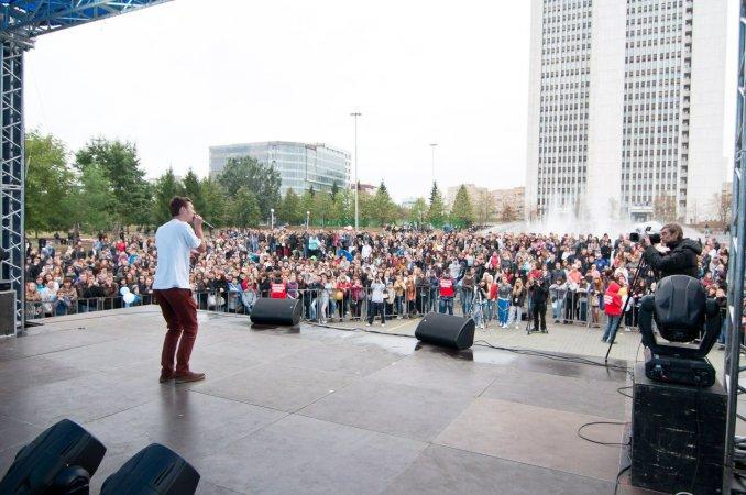 Фестиваль DANCE MEGA FEST в Екатеринбурге