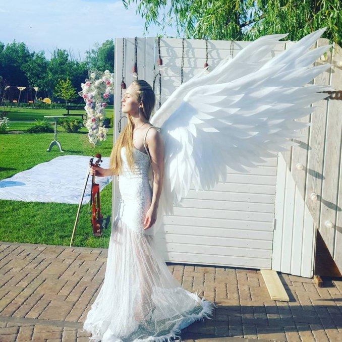 Белый ангел.