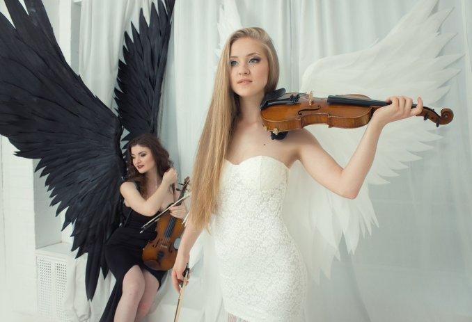 """Ra-Duet. Образ """"Ангелы""""."""
