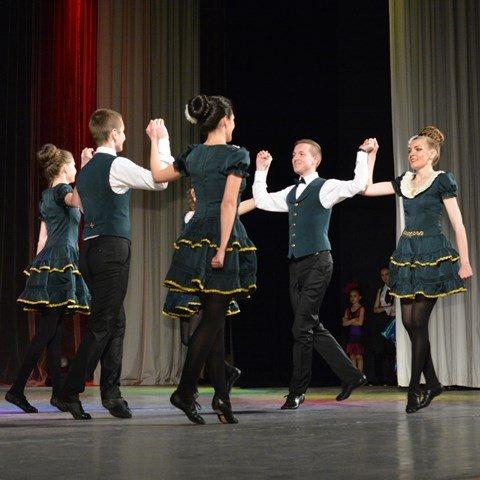 "Шоу-балет ""The Carey Academy"" - Челябинск"