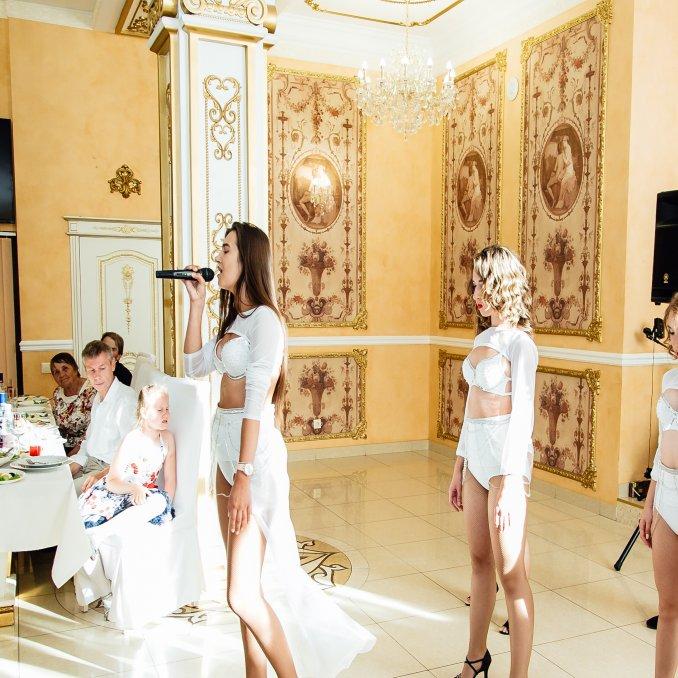 Шоу-балет АМБА и Лида Рудковская
