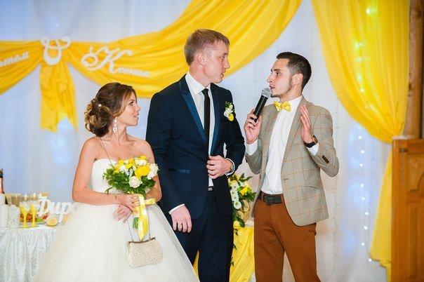 Момент свадьбы