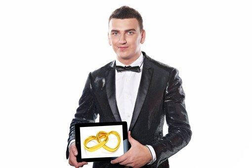 Ведущий на свадьбу.  Максим Бурматов