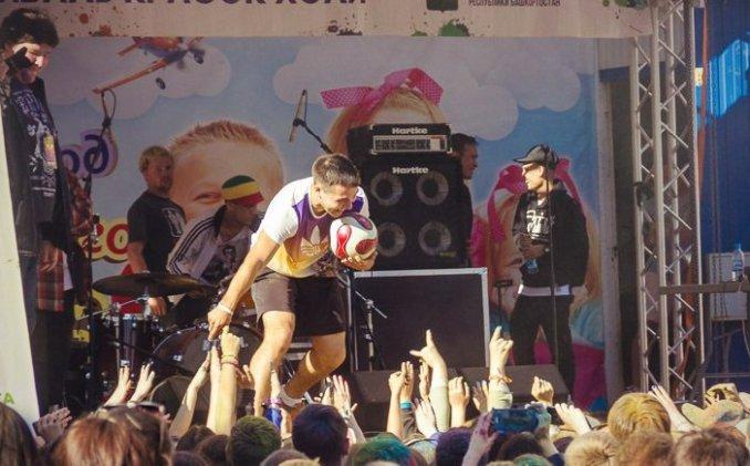 фото выступлений