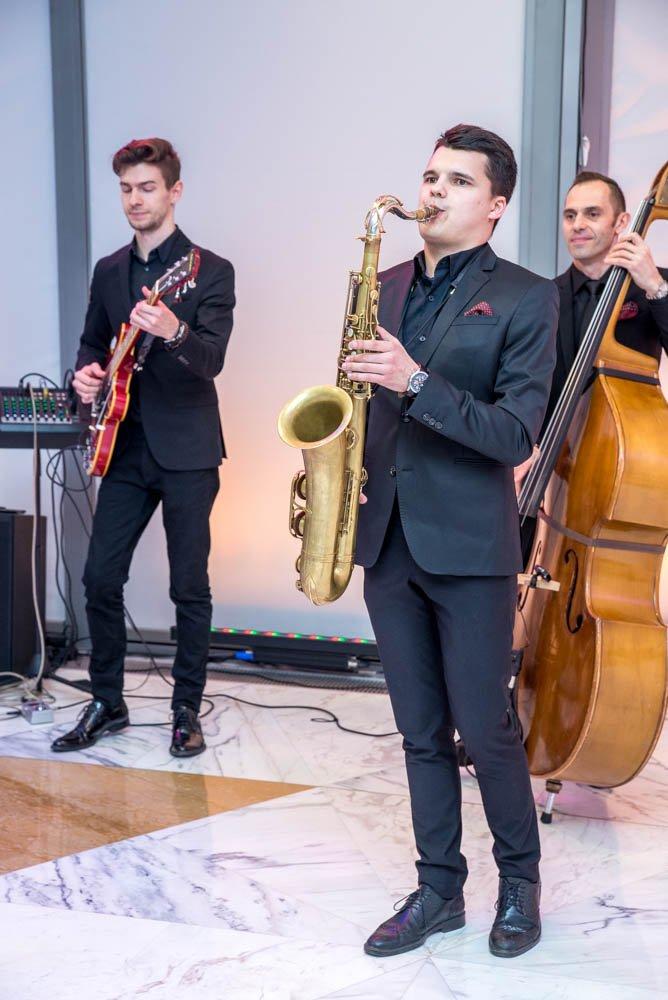 Джазовая группа PLAYTIME джаз бэнд