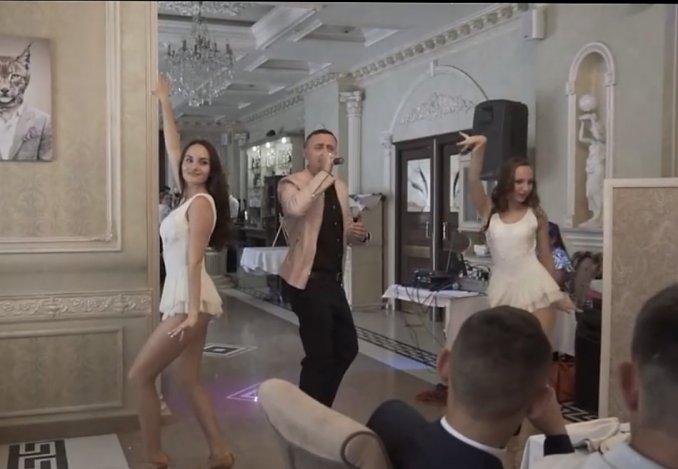 Николай Воронцов и шоу-балет Яны Распутиной