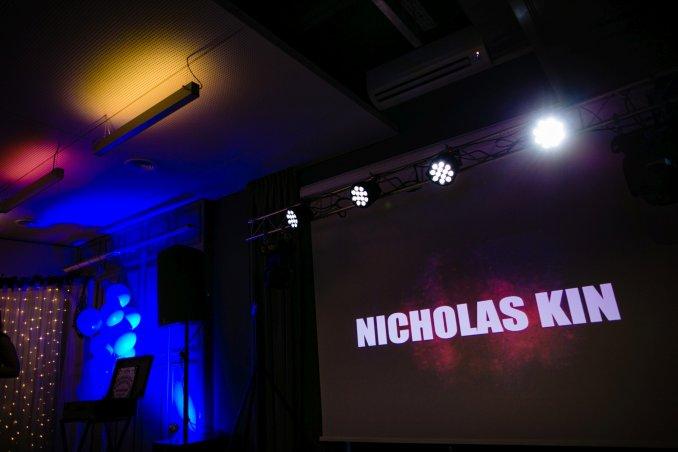 Nicholas Kin