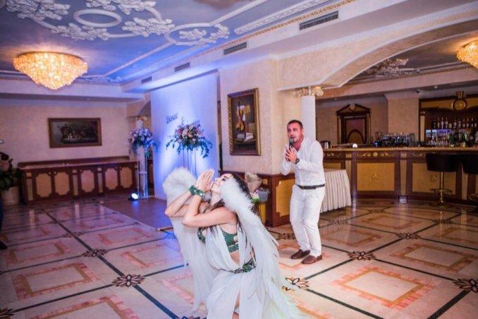"Almaz номер ""Ангел"" дуэт с Александром Виноградовым"