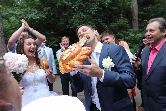 Свадьбы Виктора Баринова