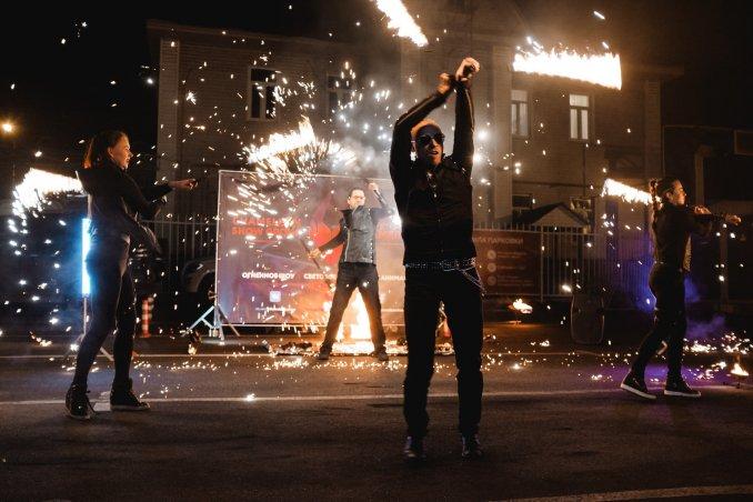 Огненное шоу RockStyle - 18 000 р