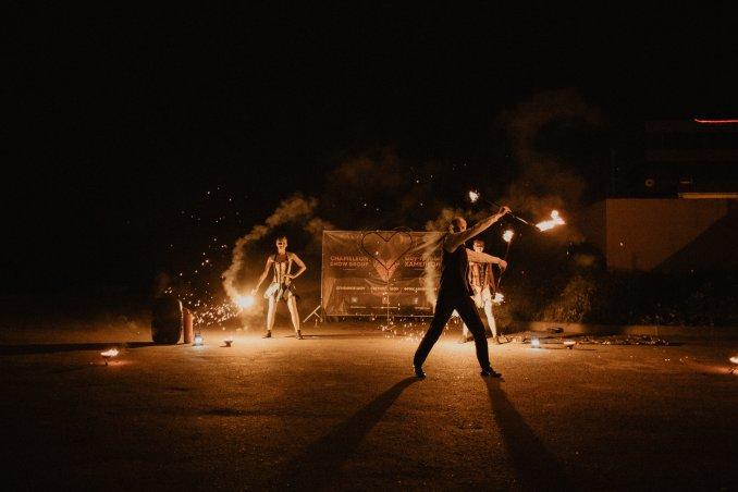 Огненное шоу Музыка Балкан - 14 000 р