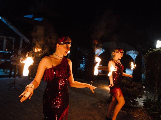 Огненное шоу Чарльстон - 10 000 р