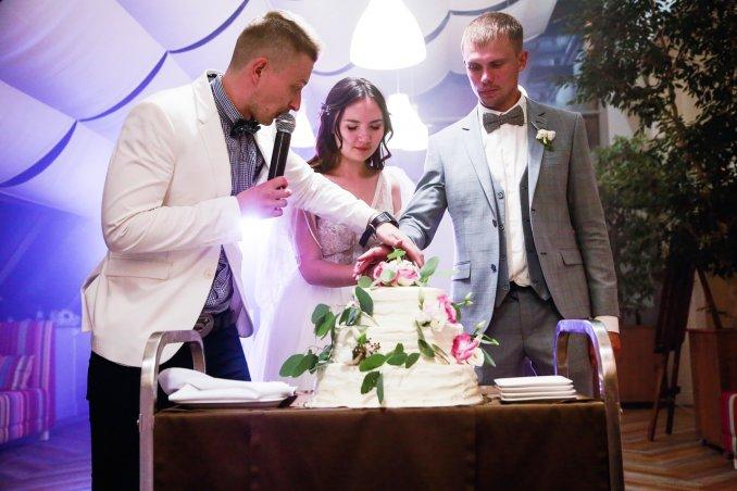 свадебный торт)