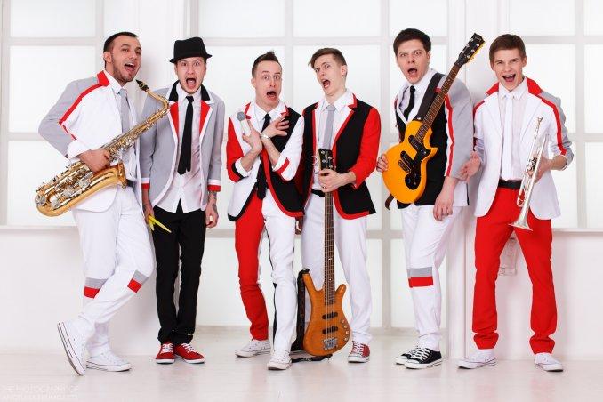 Файверс - шоу группа Москва