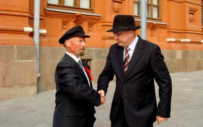 Ленин и Берия