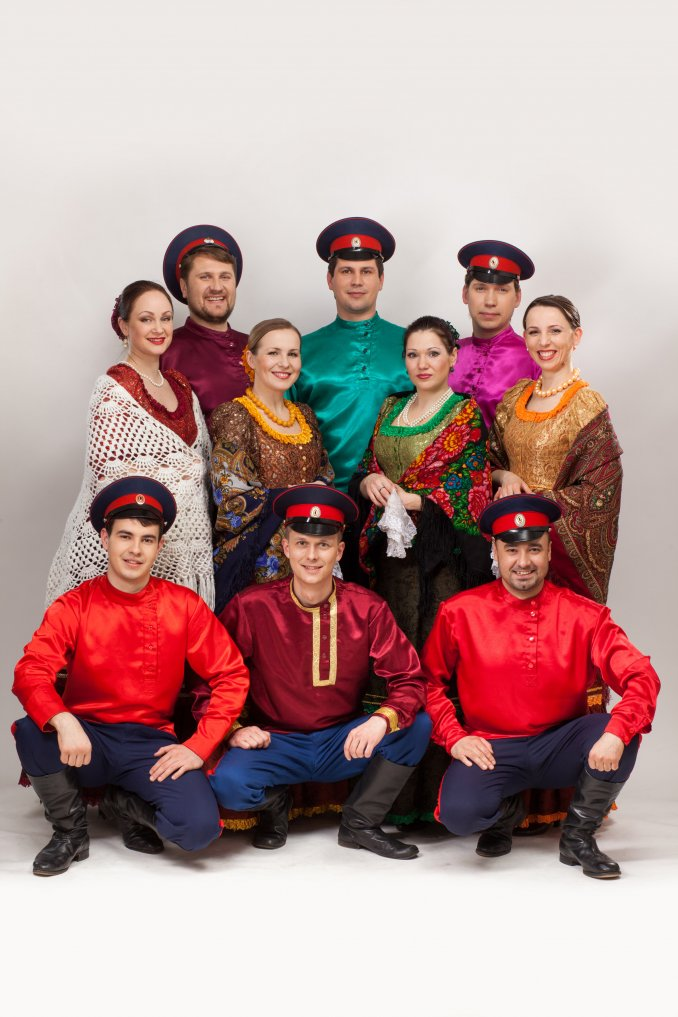 """Ансамбль казачьей песни """"БЛАГОВЕСТЪ"""""""