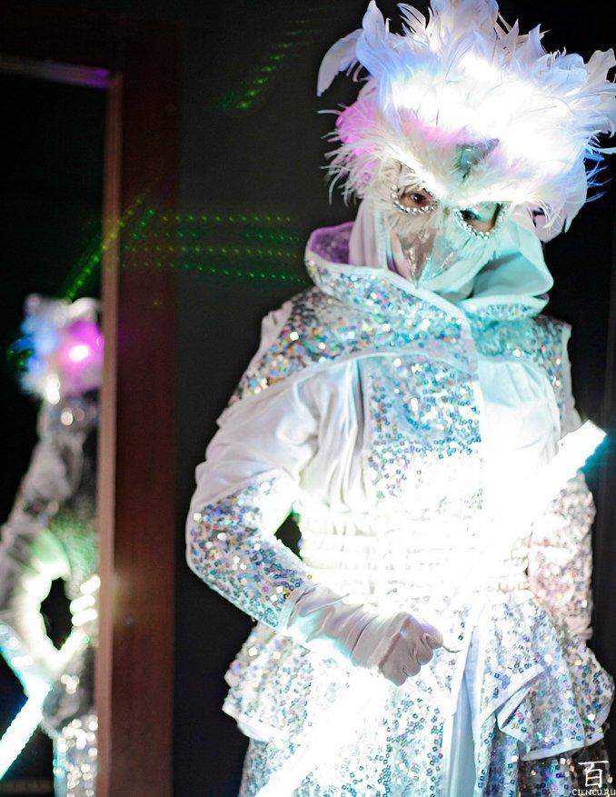Световое шоу Angels L.O.