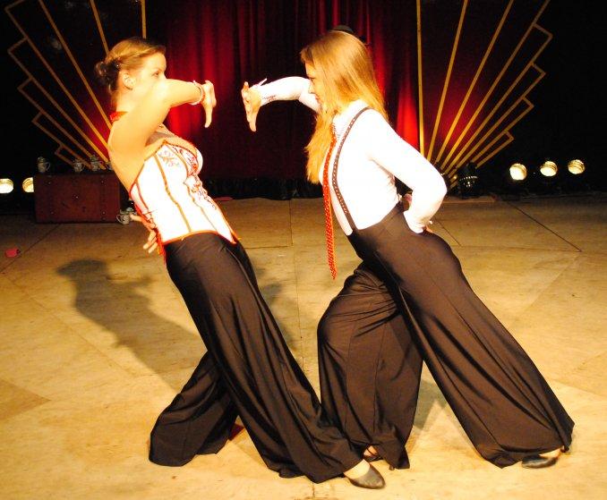 Германия. Цирковой фестиваль