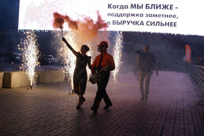 "ФаерШоу ""Ханаби"" спецпроект"