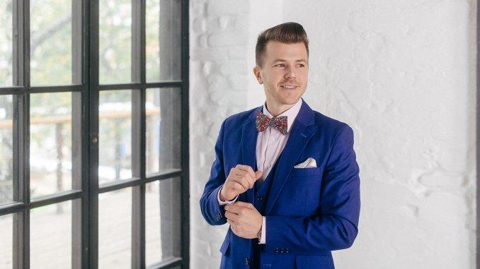 Ведущий в Москве Никита Макаров