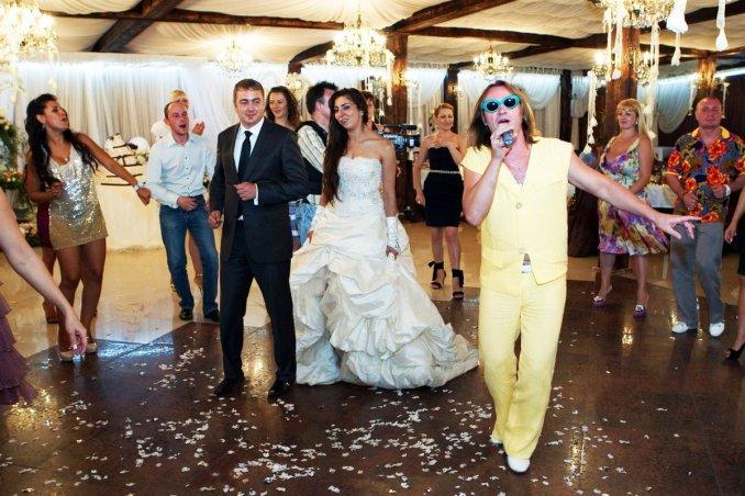 Ах, эта свадьба...!