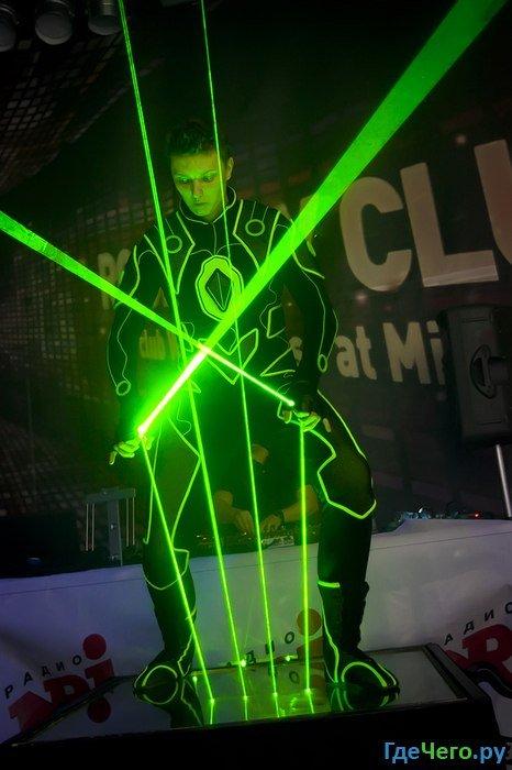 Лазермен