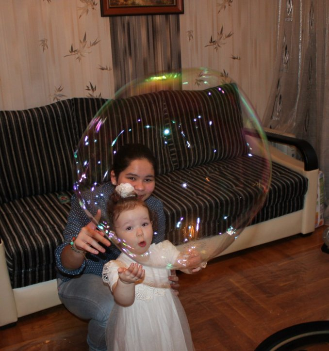 Эмоции для детей от #укротители пузырей