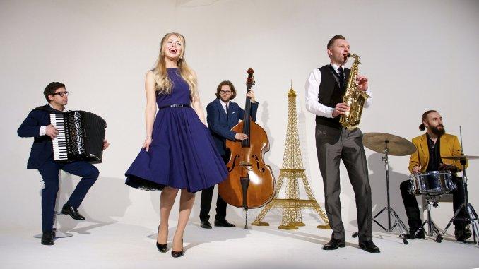 Французская музыка на праздник!